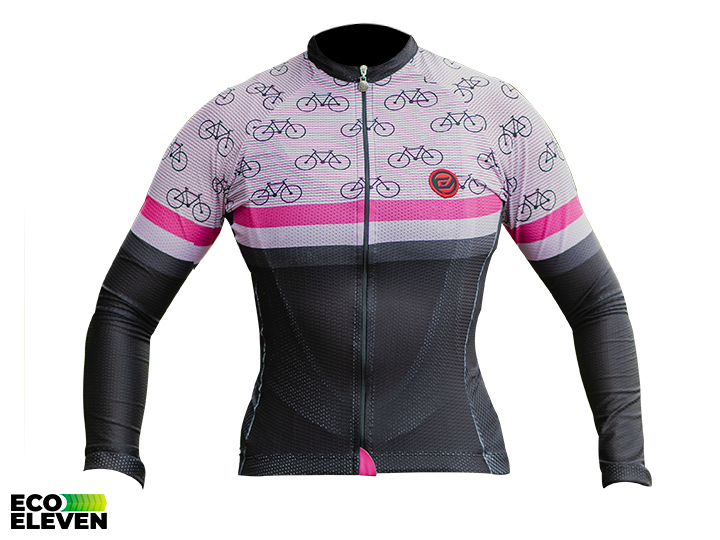 Camiseta Cyclist Girl