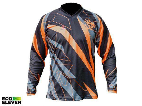BMX Black Orange