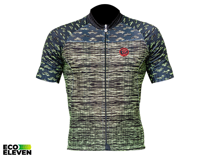 Camiseta Green Pattern