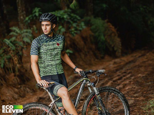 Camiseta Green Pattern