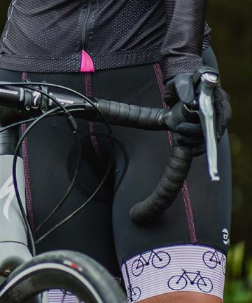 Pantaloneta Cyclist Girl