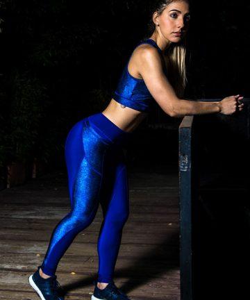 Conjunto Metal Azul