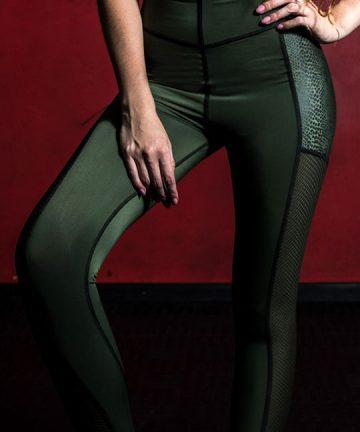 Conjunto Escama Verde