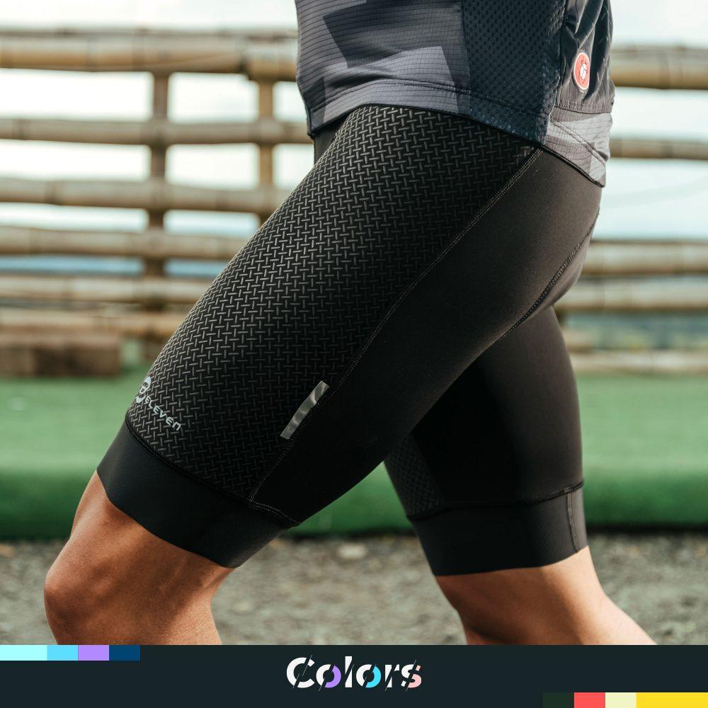Pantaloneta Negra PT